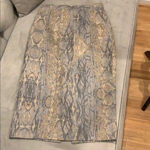 Elie Tahari pencil skirt in size 0